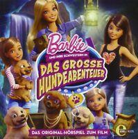 BARBIE - BARBIE UND SCHWESTERN-DAS GROßE HUNDEABENTEUER  CD NEU