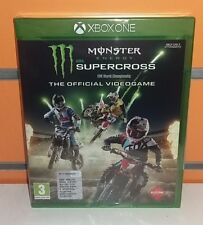 Monster Energy Supercross - The Official Videogame XBOXONE NUOVO ITA