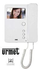 URMET 1750/1 Videocitofono a colori 2 VOICE MIRO' 4,3 pollici