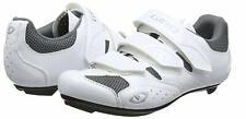 2019 Giro Techne Cycling Shoes - Women's White/Silver - 38 EU / 6.5 US