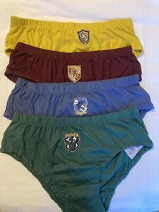 4 pairs boys Harry Potter Slip brief underpants age 14/15 Primark