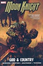 Moon knight: God & country by Charlie Huston (Paperback)