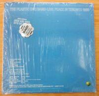 JOHN LENNON Plastic Ono Band - Live Peace In Toronto 1969  LP + Calendar Beatles