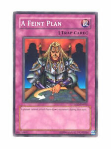 A Feint Plan - Mint / Near Mint Condition YUGIOH Card