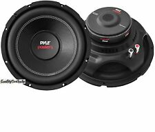 """Pyle PLPW15D 15"""" 4000 Watt Speakers Dual Voice Coil 4 Ohm Subwoofers (PAIR)"""