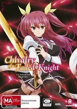 Chivalry of a Failed Knight: Complete Series NEW R4 DVD