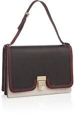 Victoria Beckham two three tone buffalo handbag purse shoulder bag NWC