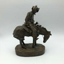 The NORTHER Sculpture After FREDERIC REMINGTON NE Ltd Ed