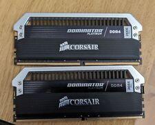 Corsair Dominator Platinum Ddr4 32GB 2666MHz (Set 1 of 2)