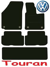 Volkswagen Touran Tailored car mats ** Deluxe Quality ** 2015 2014 2013 2012 201