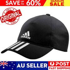 adidas Aeroready 3 Stripe Cap (black/white/white)