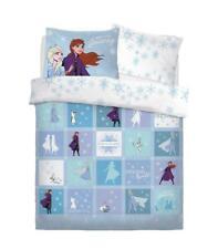Luxury Frozen Patchwork Design Disney Duvet Cover Sets Reversible Bedding Sets