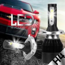 CREE H4 HB2 9003 1800W 270000LM 2-Sides LED Headlight Kit Hi/Lo Power Bulb 6000K