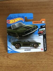 Hot Wheels 69 Camaro