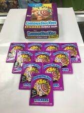 Garbage Pail Kids 7th 1987 Series 7 Packs (10 Pack Lot)
