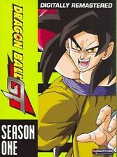 Dragon Ball GT Season 1 R4 DVD The Complete First Series One Dragonball