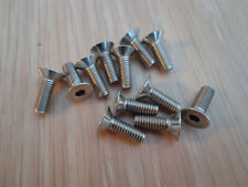 Maverick Blackout MT Stainless Upgrade Screw Set  M4x12MM (12PCS)  MV27049