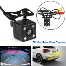 170 Degree Car Rear View Camera Parking Assistance CCD LED Backup Light US