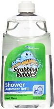 Scrubbing Bubbles Bathroom Cleaner Automatic Shower Cleaner REFILL (Pack of 6 )