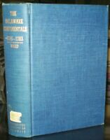 1941, First Edition, THE DELAWARE CONTINENTALS 1776-1783, by CHRISTOPHER WARD