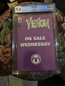 venom 26 Wednesday Variant CGC