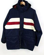 GAASTRA Men Dion Waterproof Hooded Parka Jacket Coat Size S ACZ353
