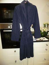 Marks & Spencer Floral Jacquard embossed fleece dressing gown size 8-10 BNWOT