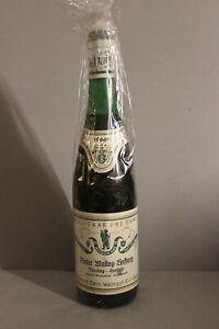 1966er Riesling Spätlese - W. Hain - Reil an der Mosel - Alter Wein