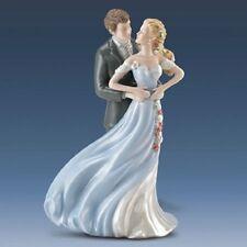 Today Tomorrow Always Anniversary Figurine - Man and Woman Bradford Exchange