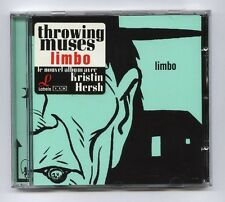 THROWING MUSES Limbo HOLLAND CD 4AD (1996) w/ FRENCH Sticker - Mint