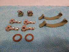 NEW FRONT  NUMBER PLATE  NUTS / SCREWS  EJ EH HOLDEN 179 HP BOSCH  BUMPER BAR