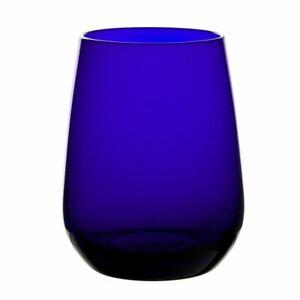 Premium Cobalt Water Tumbler 14oz (40cl)