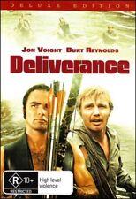 DELIVERANCE (Jon VOIGHT Burt REYNOLDS Ned BEATTY) THRILLER Film DVD Region 4