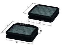 Filter Cabin Filter Knecht For: Mercedes: CL (C215), E Class (W/ S210), Maybach