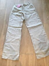 Bellybutton Maternity Linen Trousers - Size 12 - Brand New With Tags