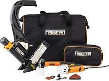 Freeman P50Mtck Pneumatic Flooring Nailer & Multi Function Tool Kit *Mfr Direct*