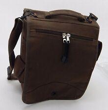100% Cotton Shoulder Bag Many Pockets.