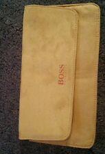 hugo boss ladys clutch /cosmetic bag