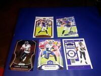 2019 Panini Prizm Lamar Jackson Baltimore Ravens #71 MVP 2nd Year Lot Invest