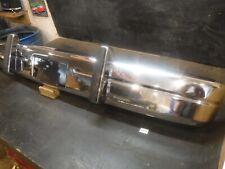 MOPAR 86 87 88 89 90 91 92 93 DODGE TRUCK CHROME FRONT BUMPER D100 RAMCHARGER
