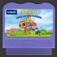ZEZOU - V.SMILE - CONSOLE VTECH SALON & POCKET