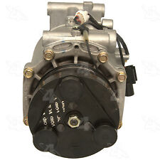 New A/C Aftermarket Compressor And Clutch 78493