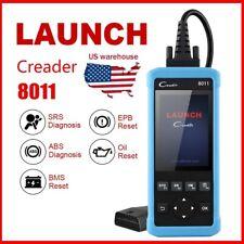 LAUNCH X431 CReader Automotive Scanner OBD2 Code Reader ABS SRS EPB BMS OilReset