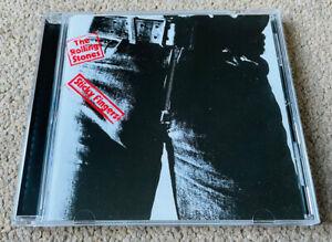 The Rolling Stones - Sticky Fingers (SHM-SACD) SACD Green Disc, Japan MINT CD