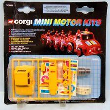 25530 CORGI TOYS / SINGAPORE / MINI MOTOR KITS / N°6 TYPE 4X4 JAUNE