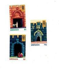 Grenada - 1996 - 3000th Jerusalem - Set Of 3 Stamps - Mnh
