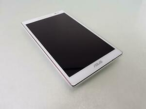 Google FRP Locked Spares - Asus Zenpad 8.0 P00A White Tablet