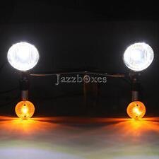 Spot Light Bar Turn Signals For Yamaha V-Star XVS 250 650 950 1100 1300 XV1700