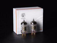 2pcs Matched Pair New Gold Mark Ⅱ Series 12AU7 -TⅡ ECC82 Psvane Vacuum Tubes