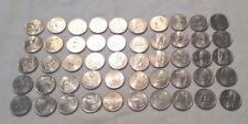 Fifty States Quarter Set - 1999-2008; Set of 50 clad coins; Mixed mints